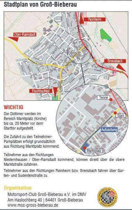 Odenwälder Veteranenfahrt 2015 MSC Groß-Bieberau