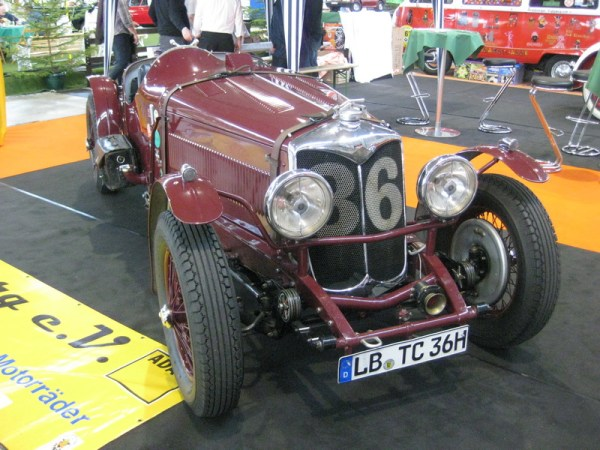 Riley 12/4 Racing Sports 1936 - Retro Classics Stuttgart