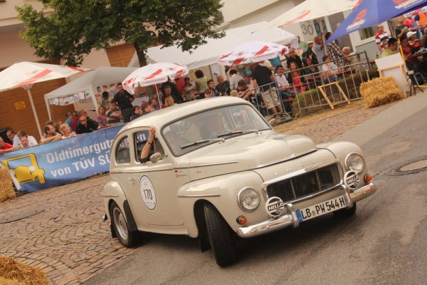 Alte Autos - Oldtimer - Oldtimer Rallye Sport - noch und nöcher!