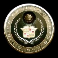 Logo Cadillac Automobile