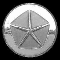 Logo Chrysler Stratus auf Kühlergrill (1996-1999)