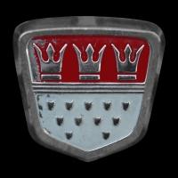 Logo Ford von 1953-1967 Köln