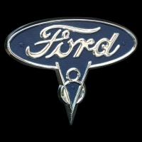 Logo Ford V8 Pickup von 1936