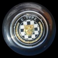 Logo Jaguar E-Type Serie 1 (1961–1974)