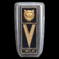Logo Jaguar XJ Mk1 Daimler Sovereign (1969-1973)