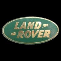 Logo Land Rover Defender gebaut ab 1985