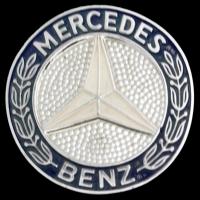 Logo Mercedes-Benz Rundhauber