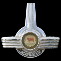 Logo Morris Oxford Series 2 (1954-1956)