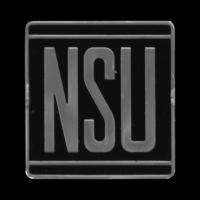Logo NSU aus den 1970er Jahre