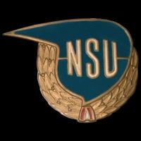 Logo NSU aus den 1950er Jahren