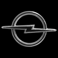 Logo OPEL aus den 1960er Jahren