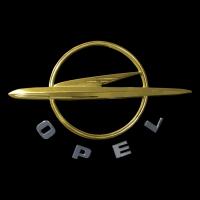 Logo OPEL ab 1954