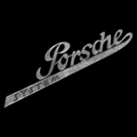Logo Porsche System Traktor