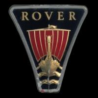 Logo Rover P6 (1963-1976)