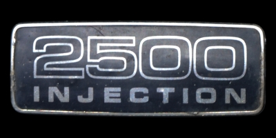 Logo Triumph 2500 Injection