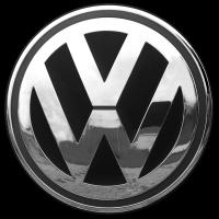 Logo VW Passat 4-motion von 2008