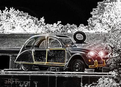 Citroën 2CV Ente