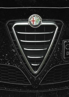 Alfa Romeo Giulietta (Typ 940) Kühlergrill