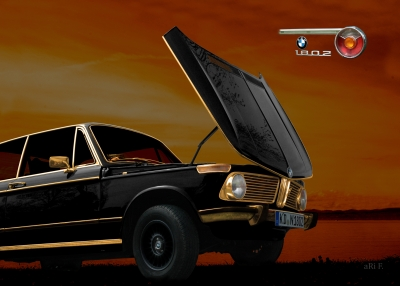 BMW 1802 / 02-Serie (Typ 114) Poster