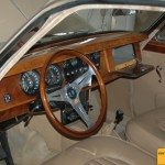 Jaguar Mark 2 Interieur vorn