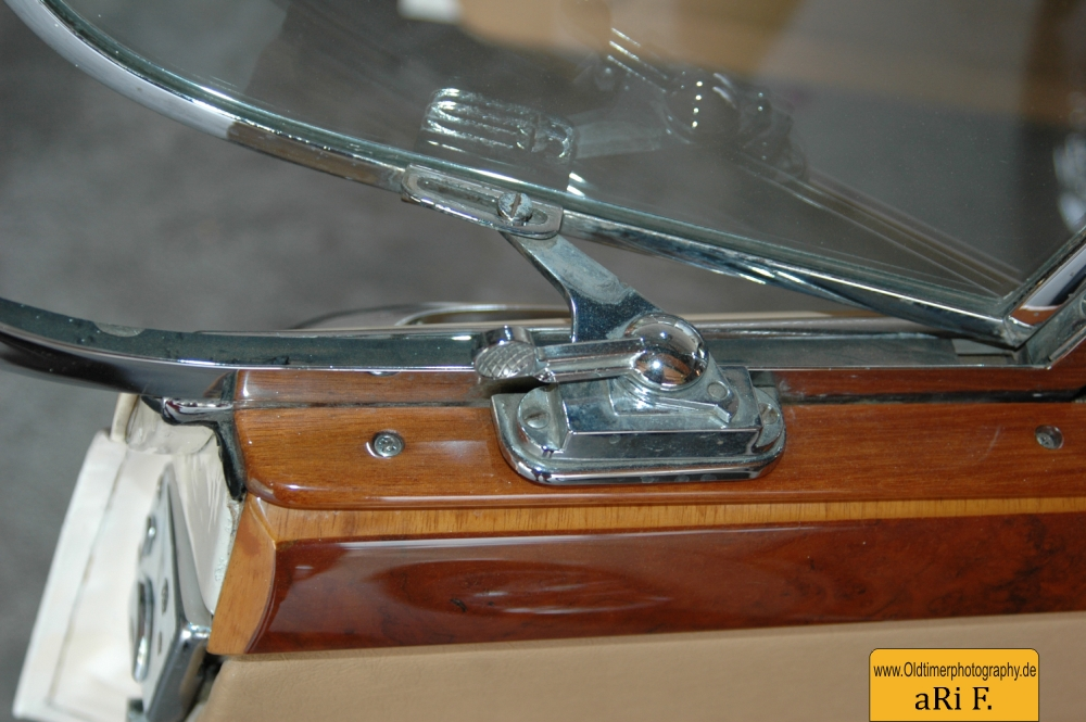Jaguar Mark 2 Seitenfenster Verriegelung