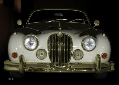 Jaguar Mark 2 3.8 Litre Poster kaufen