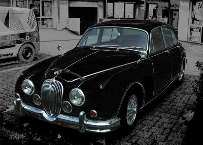 Jaguar Mark 2 3.4 Litre technische Daten