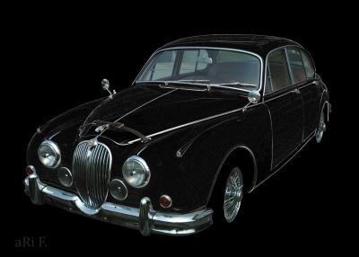 Jaguar Mark 2 3.4 Litre kaufen Oldtimerfoto