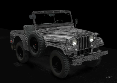Willys Jeep M38 Typ A1
