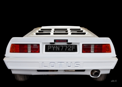 Lotus Turbo Esprit for sale Poster