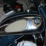 NSU Superfox OSB 125 Originalfoto
