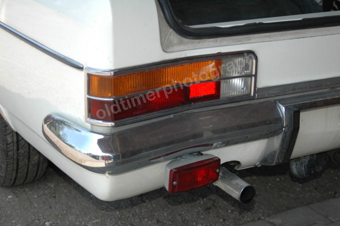 Opel Admiral B Rücklichter