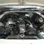 Opel Admiral Motorraum mit V8-Motor