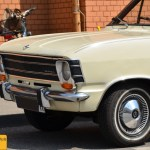 Opel Olympia A Detailansicht vorn