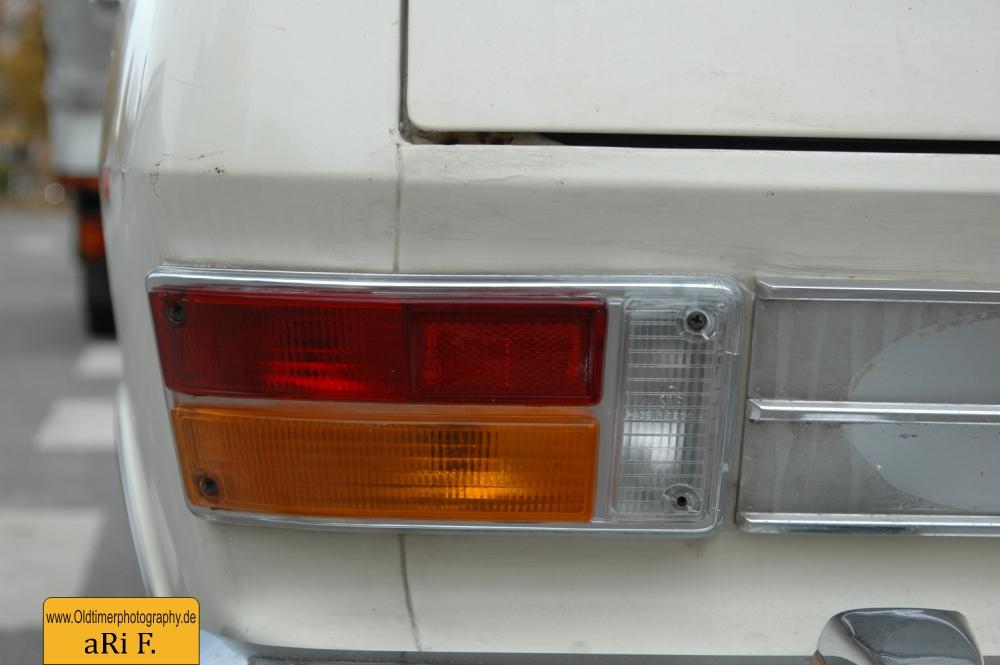 Opel Olympia Blinker hinten