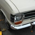 Opel Olympia Detailansicht vorn
