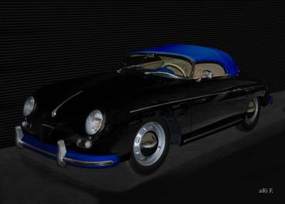 Porsche 356 A 1500 Speedster