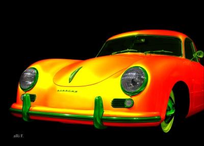 Porsche 356 Poster for sale