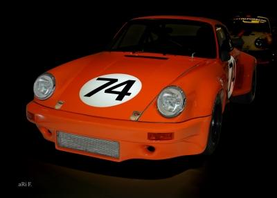 Porsche 911 Carrera RSR 3.0 (Originalfoto)