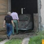 VW Käfer Baujahr 1959 ein echter Scheunenfund