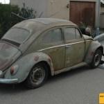 VW Käfer Baujahr 1959 ein wahres Restaurationsobjekt