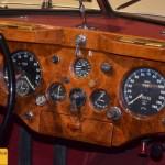 Jaguar XK 140 Armaturentafel