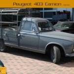 Peugeot 403 Camion