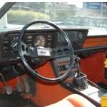 Fiat 130 Coupé Interieur