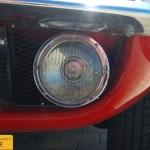 Opel GT, Nebelscheinwerfer