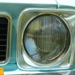 Opel Ascona A, Frontscheinwerfer