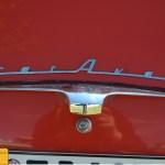 Opel Rekord P2 Caravan, Detailansicht Heck