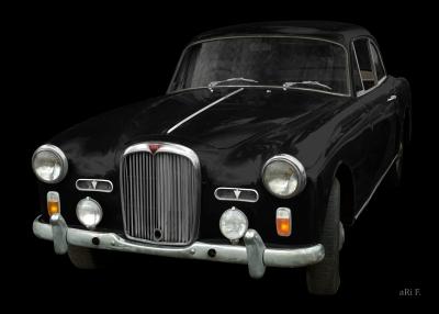 Alvis TD21 kaufen in black & black