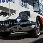Chevrolet Corvette C1 Frontansicht