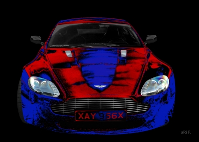 Aston Martin Vantage Coupé mit 421 kW kaufen